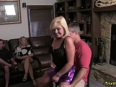 Desperate for dick housewives are into piercing XXX Tube